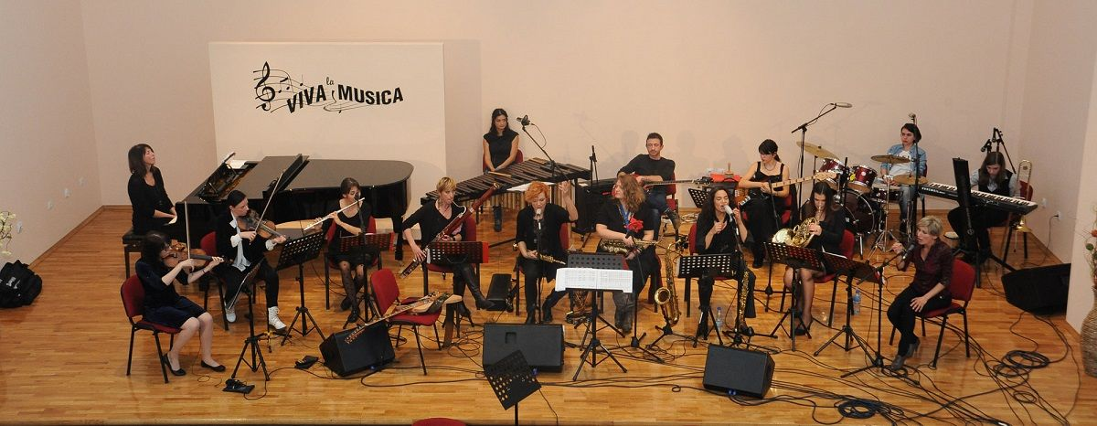 New Spark Jazz Orchestra